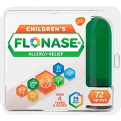 FLONASE Children's Nasal 72 Sprays