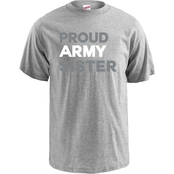 Soffe Proud Army Sister Tee