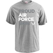 Soffe Proud Air Force Mom Tee