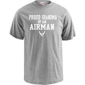 Soffe Proud Grandma of an Airman Tee