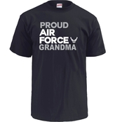 Soffe Proud Air Force Grandma Tee