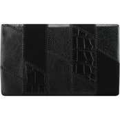 Nine West Patchworks Foldover Wallet