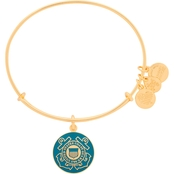 Alex And Ani Coast Guard Charm Bangle