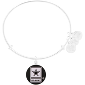 Alex And Ani US Army Charm Bangle