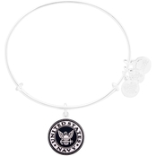 Alex and Ani USN Charm Bangle