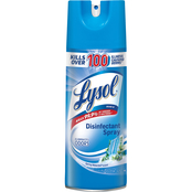 Lysol Disinfectant Spray, Spring Waterfall 12.5 oz.