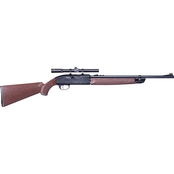 Crosman 2100 Classic .177 Caliber Air Rifle with Scope