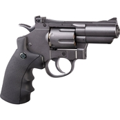 Crosman SNR357 CO2 Powered, Dual Ammo Full Metal Snub Nose Air Revolver