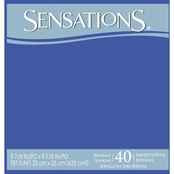 Sensations 40ct Beverage Napkin Wasabi Green