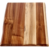 Martha Stewart Collection Natural Edge Cutting Board