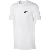 Nike NSW Embroidered Swoosh Tee
