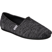 BOBS Women's Plush Express Yourself Slip On Shoes