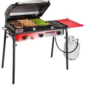 Camp Chef Big Gas Grill 3 Burner Stove