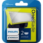 Philips Norelco OneBlade Electric Razor Replacement Head 2 Pk.