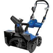 Snow Joe iON Pro 21 in. Cordless Brushless Snow Blower with Rechargeable Battery