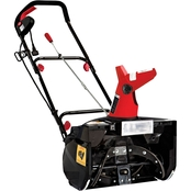 Snow Joe Max 18 in. 13.5 Amp Electric Snow Thrower with Light