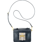 Anne Klein Serena Top Handle Crossbody