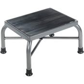 Drive Medical Heavy Duty Bariatric Footstool with Non Skid Rubber Platform