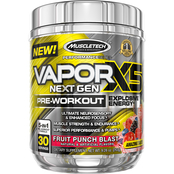 MuscleTech Vapor X Next Gen, 30 Servings