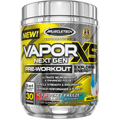 MuscleTech Vapor X Next Gen Icy Rocket Freeze, 30 Servings