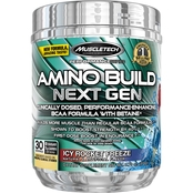 MuscleTech Amino Build Next Gen Icy Rocket Freeze, 30 Servings