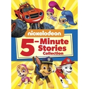 Nickelodeon 5 Minute Stories Collection (Hardcover)