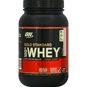 Optimum Nutrition 100% Gold Standard Whey Protein Isolate Powder, Birthday Cake