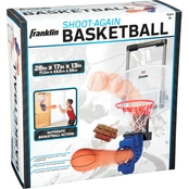 Franklin Sports Shoot Again Basketball Set
