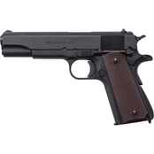 Auto Ordnance 1911 A1 45 ACP 5 in. Barrel 7 Rds Pistol Black