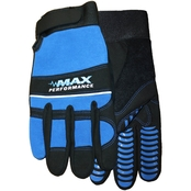 Midwest Gloves & Gear Men's Max Performance Gloves