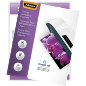 Fellowes ImageLast Laminating Pouches with UV Protection, 3mil, 50 pk.