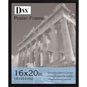 DAX 16 x 20 Flat Face Wood Poster Frame