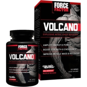 Force Factor VolcaNO Sports Nutrition Supplement 120 Pk.