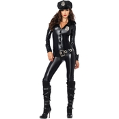 Leg Avenue Women's Officer Payne 4 pc. Costume