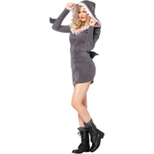 Leg Avenue Women's Cozy Shark Costume