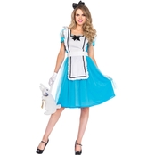 Leg Avenue Women's Classic Alice 2 pc. Costume