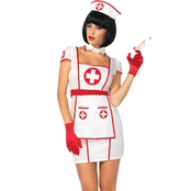 Leg Avenue Hospital Heartbreaker 3 pc. Costume