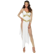 Leg Avenue Golden Goddess 4 pc. Costume
