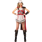 Leg Avenue Women's Assassin's Creed II Ezio Girl 4 pc. Costume