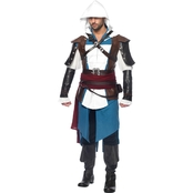 Leg Avenue Men's Assassin's Creed IV Edward 9 pc. Costume