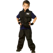 Leg Avenue Kids Enchanted SWAT Commander 2 pc. Costume