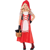 Leg Avenue Girls Enchanted Red Riding Hood 2 pc. Costume