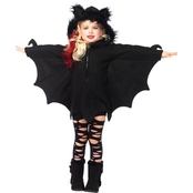 Leg Avenue Girls Enchanted Cozy Bat Costume