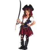 Leg Avenue Girls Enchanted Caribbean Pirate 2 pc. Costume