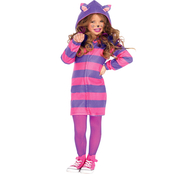 Leg Avenue Girls Enchanted Cheshire Cat Cozy Costume