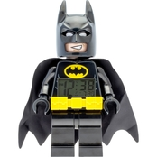 LEGO Batman Movie Batman Mini Figure 9.5 in. Alarm Clock