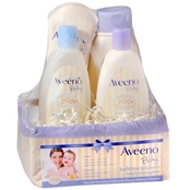 Aveeno Baby Gift Sets, Bathtime Solutions Baby and Mommy