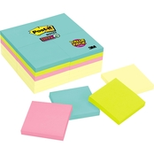 Post-it Notes Super Sticky Note Pad Office 24 Pk.