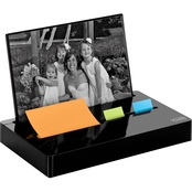 Post-it Super Sticky Pop-up Note and Flag Dispenser Plus Photo Frame
