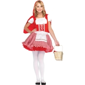 Leg Avenue Juniors 2 pc. Lil' Miss Red Costume